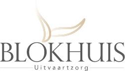 Blokhuis uitvaart logo